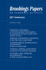 Brookings Papers on Economic Activity: Spring 2020 Cover Image