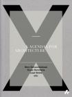 X Agendas for Architecture Cover Image