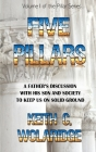 Five Pillars: A father's discussion with his son and society to keep both on solid ground Cover Image