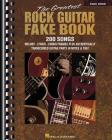 The Greatest Rock Guitar Fake Book Cover Image
