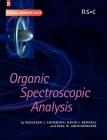 Organic Spectroscopic Analysis (Tutorial Chemistry Texts #22) Cover Image