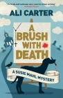 A Brush with Death: A Susie Mahl Mystery (Pet Detective Mystery) Cover Image
