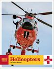Rescue Vehicles: Helicopters Cover Image