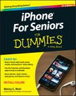 iPhone for Seniors for Dummies Cover Image