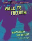 Walk to Freedom: Montgomery Bus Boycott Cover Image