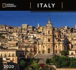 Cal 2020-National Geographic Italy Wall Cover Image