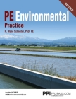 PPI PE Environmental Practice – Comprehensive Practice for the PE Environmental Exam Cover Image