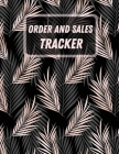 Order and Sales Tracker Cover Image