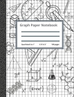 Graph Paper Notebook: Simple Graph Paper Journal, Grid Paper Notebook for Math and Science Students, ( Composition Notebook) Cover Image