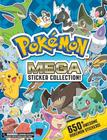 Pokemon Mega Sticker Collection Cover Image