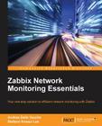 Zabbix Network Monitoring Essentials Cover Image