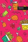 Passover Lifestyle Journal, Blank Write-in Notebook, Dotted Lines, Wide Ruled, Size (A5) 6 x 9 In (Pink) Cover Image