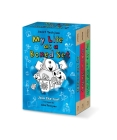 My Life as a Boxed Set #1: Derek Fallon 1-3 (My Life as a Book, My Life as a Stuntboy, My Life as a Cartoonist) (The My Life series) Cover Image