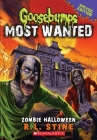 Zombie Halloween (Goosebumps Most Wanted Special Edition #1) Cover Image
