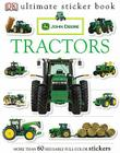 John Deere Tractors [With More Than 60 Reusable Full-Color Stickers] Cover Image