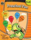 Ready-Set-Learn: Preschool Fun [With 180+ Stickers, Ribbon Sticker and Reward Chart and Award] Cover Image