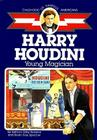 Harry Houdini: Young Magician (Childhood of Famous Americans) Cover Image