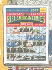 The Best American Comics 2007 Cover Image