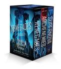 Renegades Series 3-book boxed set: Renegades, Archenemies, Supernova Cover Image