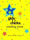 Girls Are Not Chicks Coloring Book (Reach and Teach) Cover Image
