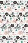 Meow Meow: Internet Password Logbook Large Print With Tabs - Cat Pattern Cover Cover Image