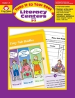 Literacy Centers Grades 2-3: EMC 2723 (Take It to Your Seat) Cover Image