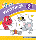 Jolly Phonics Workbook 2: In Print Letters (American English Edition) Cover Image