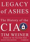 Legacy of Ashes: The History of the CIA [With Headphones] (Playaway Adult Nonfiction) Cover Image