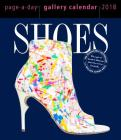 Shoes Page-A-Day Gallery Calendar 2018 Cover Image