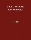 Bible Chronology and Pertinence Cover Image