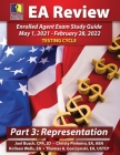 PassKey Learning Systems EA Review Part 3 Representation: Enrolled Agent Study Guide: May 1, 2021-February 28, 2022 Testing Cycle Cover Image