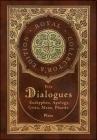 Plato: Five Dialogues: Euthyphro, Apology, Crito, Meno, Phaedo (Royal Collector's Edition) (Case Laminate Hardcover with Jack Cover Image