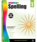 Spectrum Spelling, Grade 3 Cover Image