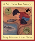 A Salmon for Simon (Meadow Mouse Paperback) Cover Image