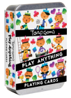 Taro Gomi's Play Anything Playing Cards Cover Image