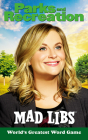 Parks and Recreation Mad Libs Cover Image