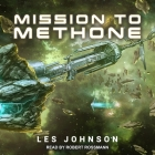 Mission to Methone Lib/E Cover Image