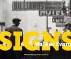 Walker Evans: Signs Cover Image