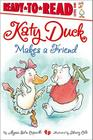 Katy Duck Makes a Friend Cover Image