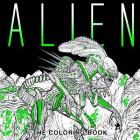 Alien: The Coloring Book Cover Image
