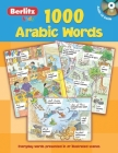 1000 Arabic Words [With CD] (1000 Words) Cover Image