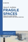 Fragile Spaces: Forays Into Jewish Memory, European History and Complex Identities Cover Image