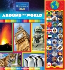Encyclopaedia Britannica Kids: Around the World: Sights and Sounds for Adventure Seekers (Play-A-Sound) Cover Image