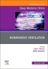 Noninvasive Ventilation, an Issue of Sleep Medicine Clinics, Volume 15-4 Cover Image