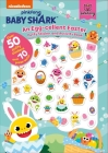 Baby Shark: An Egg-cellent Easter Puffy Sticker and Activity Book Cover Image