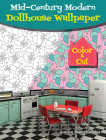 Mid-Century Modern Dollhouse Wallpaper: Color & Cut Cover Image