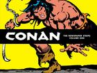 Conan: The Newspaper Strips Volume 1 Cover Image
