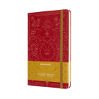 Moleskine Limited Edition Notebook Year of the Ox, Large, Red, Ruled (5 x 8.25) Cover Image
