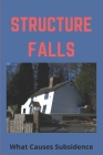 Structure Falls: What Causes Subsidence: Subsiding Rock Book Cover Image
