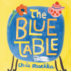 The Blue Table Cover Image